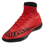 Nike Mercurial Superfly X IC (Bright Crimson)
