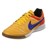 Nike Tiempo Genio Leather IC (Laser Orange/Persian Violet)
