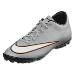 Nike Mercurial Victory V CR TF (Metallic Silver/Black)
