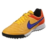 Nike Tiempo Genio Leather TF (Laser Orange/Persian Violet)
