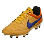 Nike Genio Leather FG (Laser Orange/Persian Violet)