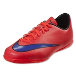 Nike Junior Mercurial Victory V IC (Bright Crimson/Persian Violet)