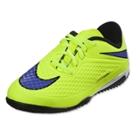 Nike Junior Hypervenom Phelon IC (Volt/Persian Violet)