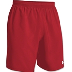 Under Armour Hustle Short (Red)