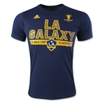 LA Galaxy Playoff Outline T-Shirt 2014