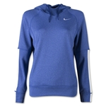 Nike DF Comfort Women's Hoody (Royal)