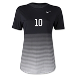 Nike Women's Dri Blend Graphic T-Shirt (Blk/Wht)