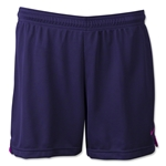 Nike Women's Academy Mesh Short (Purple)