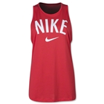 Nike Tomboy Graphic Women's Tank (Red)