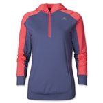adidas Women's Techfit CW Half-Zip Training Top