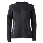 Nike Tech Fleece FZ Hoody (Black)