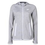 Nike Tech Fleece FZ Hoody (Gray)