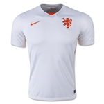 Netherlands 2015 Away Soccer Jersey