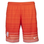 Netherlands 2015 Away Soccer Short
