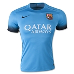 Barcelona 15/16 Authentic Third Soccer Jersey