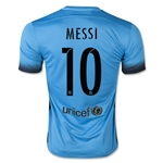 Barcelona 15/16 MESSI Third Soccer Jersey