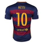 Barcelona 15/16 MESSI Home Soccer Jersey