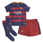 Barcelona 15/16 Little Boys Home Kit