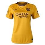 Barcelona 15/16 Women's Away Soccer Jersey
