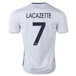 France 2015 LACAZETTE Away Soccer Jersey