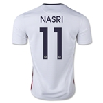 France 2015 NASRI Away Soccer Jersey