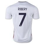 France 2015 RIBERY Away Soccer Jersey