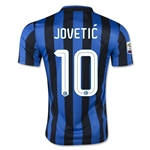 Inter Milan 15/16 JOVETIC Home Soccer Jersey