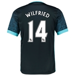 Manchester City 15/16 WILFRIED Away Soccer Jersey