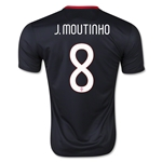 Portugal 2015 J. MOUTINHO Away Soccer Jersey