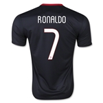 Portugal 2015 RONALDO Away Soccer Jersey