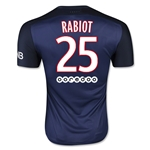 Paris Saint-Germain 15/16 RABIOT Authentic Home Soccer Jersey