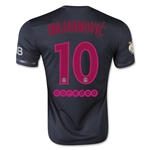 Paris Saint-Germain 15/16 IBRAHIMOVIC Third Soccer Jersey