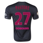 Paris Saint-Germain 15/16 PASTORE Third Soccer Jersey