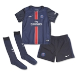 Paris Saint-Germain 15/16 Little Boys Home Kit