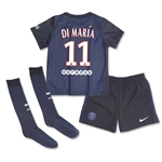 Paris Saint-Germain 15/16 DI MARIA Little Boys Home Kit