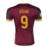 AS Roma 15/16 DZEKO Authentic Home Soccer Jersey