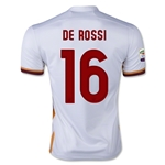 AS Roma 15/16 DE ROSSI Away Soccer Jersey
