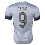AS Roma 15/16 DZEKO Third Soccer Jersey
