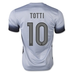 AS Roma 15/16 TOTTI Third Soccer Jersey
