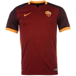 AS Roma 15/16 Home Soccer Jersey