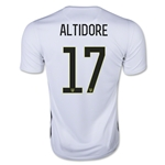 USWNT 2015 ALTIDORE Home Soccer Jersey