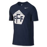 France Core Plus T-Shirt