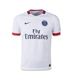 Paris Saint-Germain 15/16 Youth Away Soccer Jersey