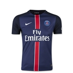Paris Saint-Germain 15/16 Youth Home Soccer Jersey