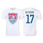 USA ALTIDORE Core Crest T-Shirt