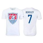 USA BEASLEY Core Crest T-Shirt