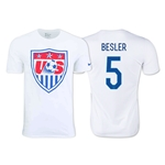 USA BESLER Core Crest T-Shirt