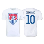 USA DISKERUD Core Crest T-Shirt