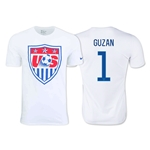 USA GUZAN Core Crest T-Shirt
