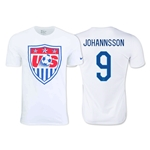 USA JOHANNSSON Core Crest T-Shirt
